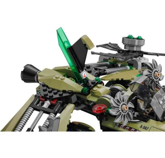 LEGO Ultra Agents 70164 - Úder Hurikánu 7