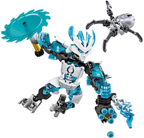 LEGO Bionicle 70782 - Ochránce ledu figurky