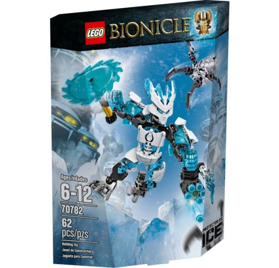 LEGO Bionicle 70782 - Ochránce ledu obal