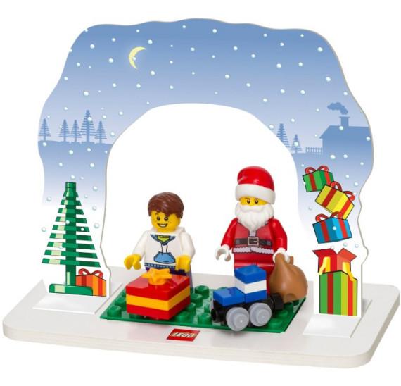 Lego 850939 Santa Set obsah