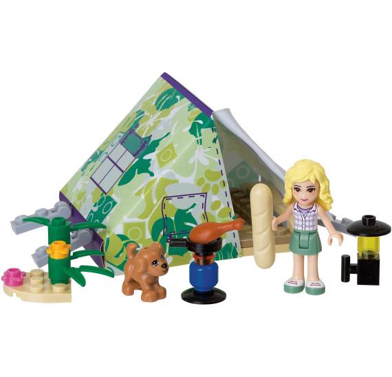 LEGO 850967 Friends - Sada příslušenství do Džungle obsah
