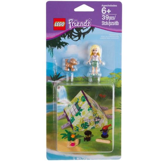 LEGO 850967 Friends - Sada příslušenství do Džungle obal