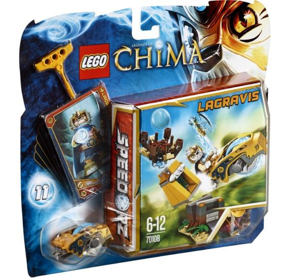 Lego Chima 70108 Královské lože
