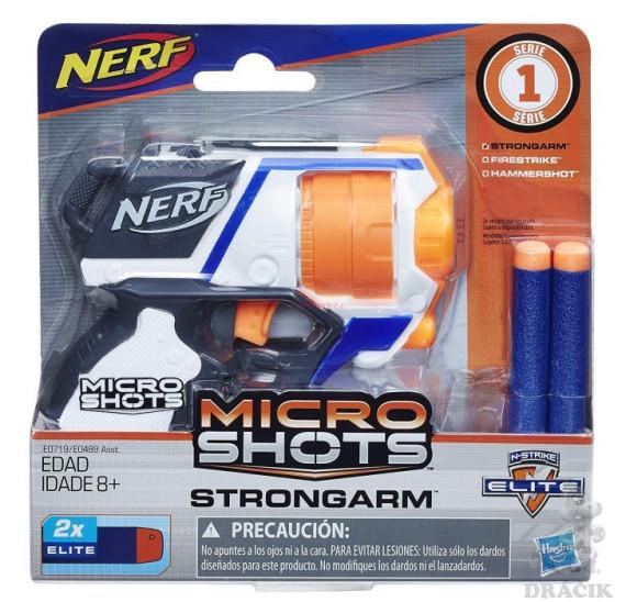 NERF MicroShots - StrongARM
