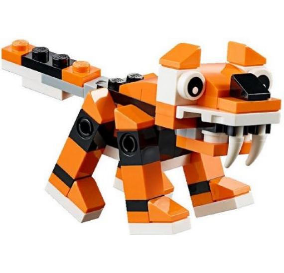 LEGO 30285 Creator - Tygr