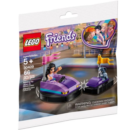 LEGO Friends 30409 Emma a její autíčko