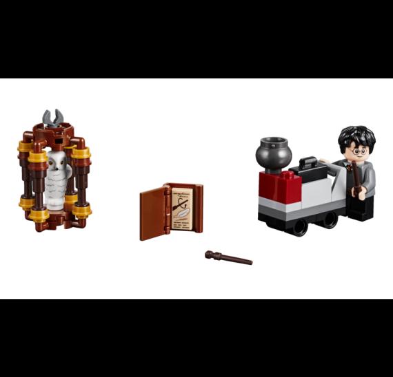 LEGO 30407 Harry\'s Journey to Hogwarts (polybag)